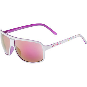 ALPINA Sonnenbrille white dots-purple