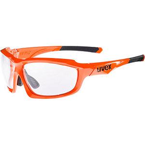Uvex Sportbrille orange