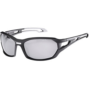 ALPINA Sportbrille black matt-white