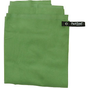 PackTowl UltraLite Mikrofaserhandtuch grün