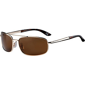 Maui Wowie B2551/02 - sh gold - polar brown hd Sonnenbrille sh gold - polar brown hd