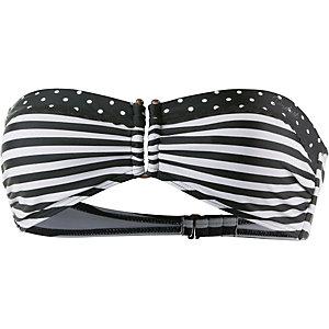 Protest MM Sofia Bikini Oberteil Damen weiß/schwarz