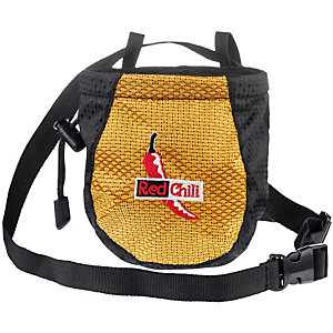 Red Chili Kiddy Chalkbag Kinder goldfarben
