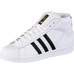 adidas Pro Model Animal Sneaker Herren weiß
