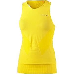 Falke Fitness Running Funktionstank Damen gelb