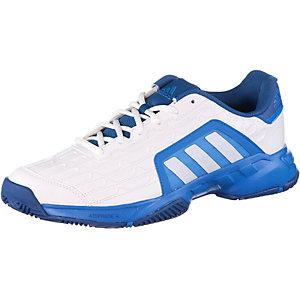 adidas Barricade Court 2 Tennisschuhe Herren weiß/blau