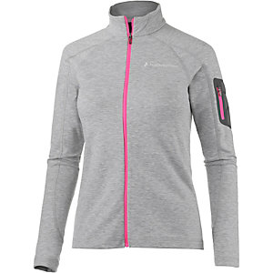 Peak Performance Pivot Sweatjacke Damen grau