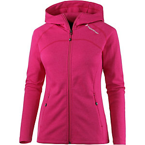 Peak Performance Kate Fleecejacke Damen pink