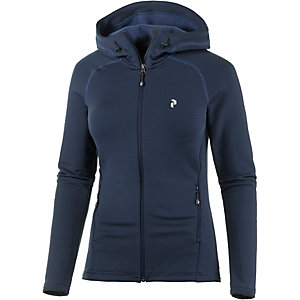 Peak Performance Waitara Fleecejacke Damen navy