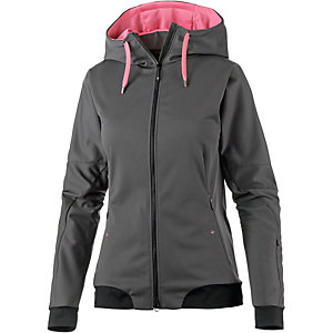 Gore Power Trail Fahrradjacke Damen raven brown