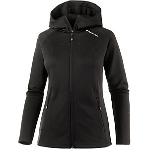 Peak Performance Kate Fleecejacke Damen schwarz