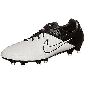 Nike Magista Orden Leather Fußballschuhe Herren grau / schwarz
