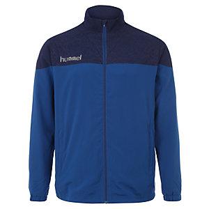 hummel Sirius Micro Trainingsjacke Herren blau / dunkelblau