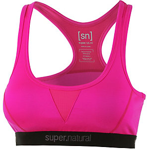 super natural Sport-BH Damen pink