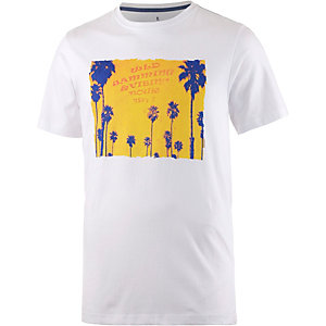WLD Jamming Printshirt Herren weiß