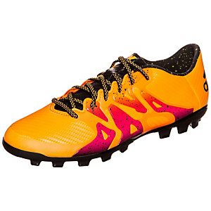 adidas X 15.3 Fußballschuhe Herren gold / schwarz