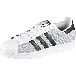 adidas SUPERSTAR Sneaker grau