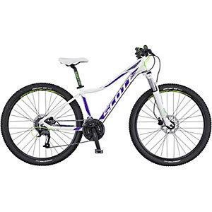 SCOTT Contessa 720 MTB Hardtail Damen weiß/violet/grün