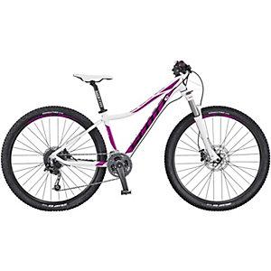 SCOTT Contessa Scale 730 MTB Hardtail Damen weiß/pink/türkis