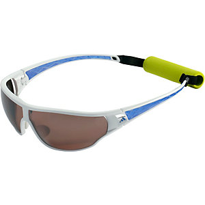 adidas tycane pro Sportbrille weiß / blau