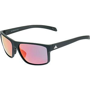 adidas whipstart Sportbrille schwarz
