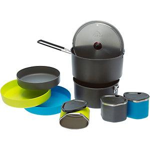 MSR Flex 3 Campingkocher Zubehör schwarz/blau/grün