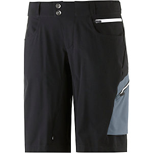 VAUDE Altissiomo Bike Shorts Damen schwarz