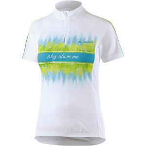 VAUDE Cielo Fahrradtrikot Damen white