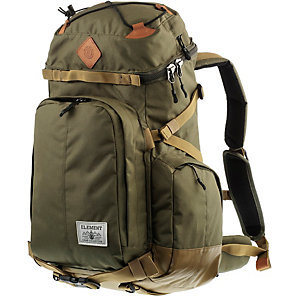 Element The Explorer Daypack oliv