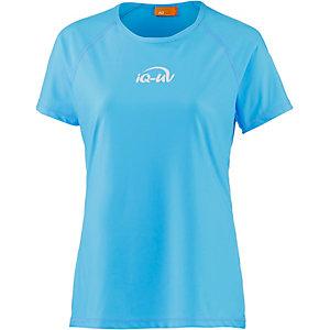 iQ Surf Shirt Damen türkis