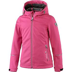 KILLTEC Softshelljacke Mädchen pink