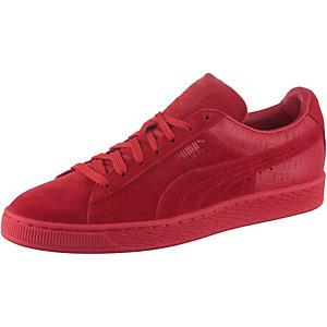 PUMA Suede Classic Sneaker rot