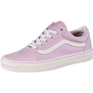 damen vans old skool lila