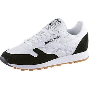 Reebok Kendrick Lamar Classic Leather Sneaker Herren weiß/schwarz