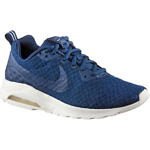 nike wmns air max motion sneaker damen blau im online shop. Black Bedroom Furniture Sets. Home Design Ideas
