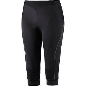 VAUDE Advanced 3/4 Biketights Damen black
