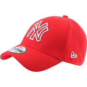 New Era Cap red