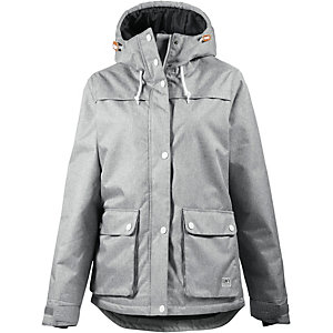 Colour Wear Ida Snowboardjacke Damen grau