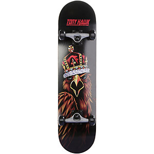 TONY HAWK King Squak Skateboard-Komplettset schwarz