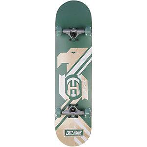 TONY HAWK Milita Skateboard-Komplettset grün