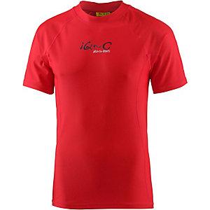 iQ Surf Shirt Herren rot