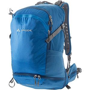 VAUDE Wizard 30+4 Wanderrucksack blau