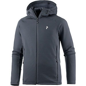 Peak Performance Waitara Fleecejacke Herren grau