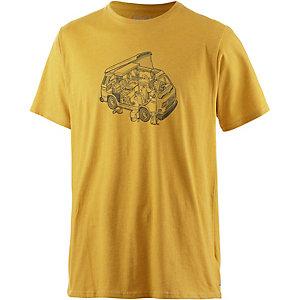 Mountain Hardwear Van Life Printshirt Herren gelb