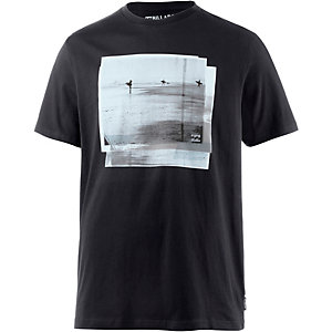Billabong Session Printshirt Herren schwarz