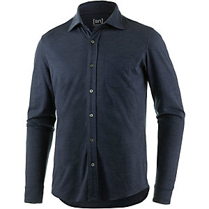 super natural Funktionshemd Herren navy