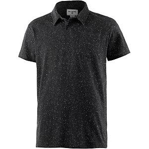 Billabong Standard Issue Poloshirt Herren schwarz