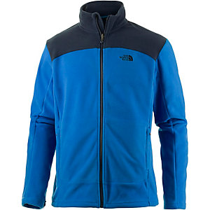 The North Face 100 Glacier Fleecejacke Herren blau