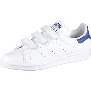 adidas STAN SMITH CF Sneaker weiß/blau