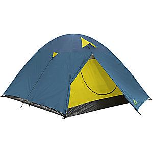OCK Ganymed Kuppelzelt blau/gelb